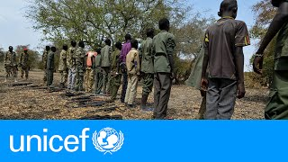 Download Ishmael Beah's message of hope for former child soldiers | UNICEF Video