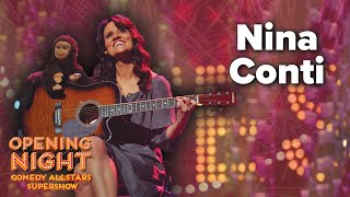 Download Nina Conti - 2015 Opening Night Comedy Allstars Supershow Video
