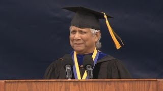 Download UC San Diego Commencement 2016: Muhammad Yunus Video