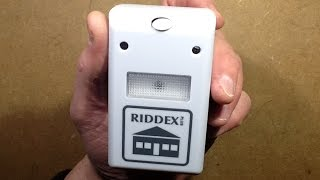 Download VERY dubious knock-off Riddex rodent repeller. (with schematic) Video
