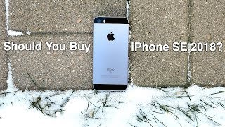 Download Should You Buy iPhone SE in 2018? Video