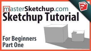 Download Sketchup Tutorial For Beginners - Part One Video