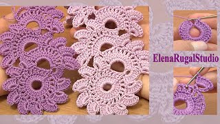 Download Crochet Floral Lace Tutorial 12 Beautiful Crochet Lace Patterns Video