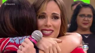 Download Fátima Bernardes homenageia Ana Furtado no Encontro Video