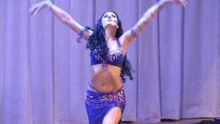 Download Aida - russian bellydancer (Ana Bastanak) Video