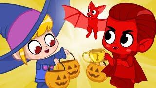 Download My Magic Pet Morphle - HALLOWEEN Vampire Morphle | Full Episodes | Funny Cartoons for Kids | Moonbug Video