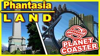 Download Phantasialand wie in echt?? | PARKTOUR!! - PLANET COASTER Video