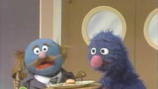 Download Sesame Street: Grover Serves A Burger Video