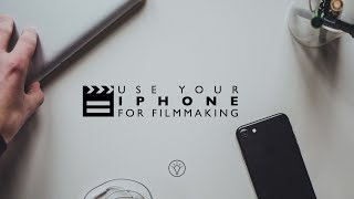 Download 5 Ways To USE Your IPHONE For FILMMAKING (Filmic, Sunfollower, Evernote.. ) Video