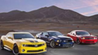 Download MuscleCar Tuner Showdown: HPE650/SuperSnake/SpeedfactorySRT8 Video