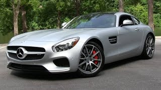 Download 2016 Mercedes-AMG GT S Start Up, Road Test, and In Depth Review Video