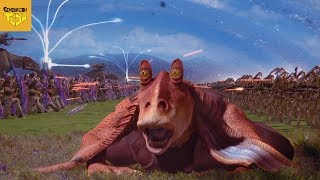 Download Everything Wrong With the BATTLE OF NABOO Video
