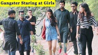 Download Gangster Staring At Girls Prank || Prank In India || Funday Pranks Ft. TCI Video