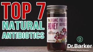 Download Top 7 Natural Antibiotics Video