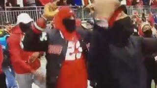 Download Lebron James Celebrates Ohio State Football Win Video