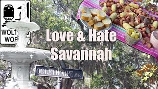 Download Visit Savannah - 5 Love & Hates of Savannah, Georgia Video