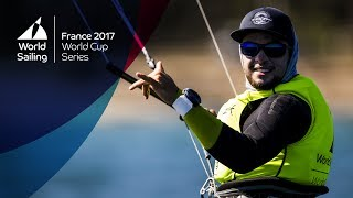 Download Full Formula Kite Medal Race from the World Cup Series Hyères 2017 Video
