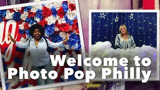 Download Inside Photo Pop Philly, the ultimate selfie spot Video