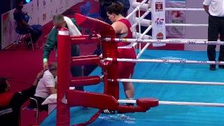 Download AIBA Women's World Boxing Championships New Delhi 2018 - Session 7 A Video
