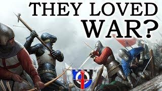 Download Why medieval people loved WAR Video