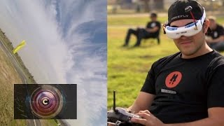 Download Drone racing in an Aerial Grand Prix - BBC Click Video