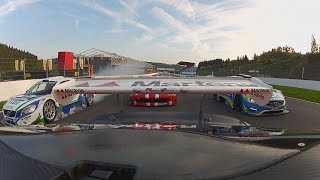 Download Onboard video SRT Viper GT3R Spa Francorchamps P4 to P1 Video
