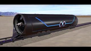 Download Elon Musk's Hyperloop concept: Hyperloop One Video