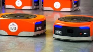 Download CNET News - Meet the robots making Amazon even faster Video