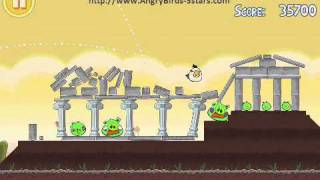 Download Angry Birds Level 3-20 Video