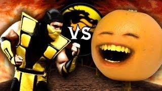 Download Annoying Orange vs. Mortal Kombat Video