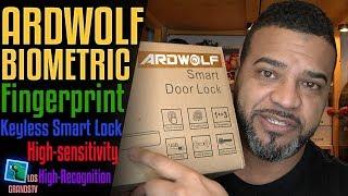 Download Ardwolf A20 Biometric Keyless Smart Door Lock 🚪 🔐 : LGTV Review Video