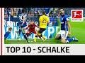 Download Top 10 Goals - Schalke 04 - 2016/17 Season Video