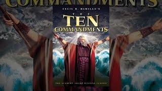 Download The Ten Commandments (1956) Video