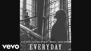 Download A$AP Rocky - Everyday (Audio) ft. Rod Stewart, Miguel, Mark Ronson Video