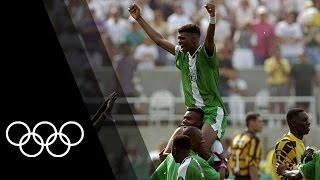 Download Nigeria's journey to Olympic Football gold Video