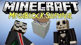 Download [Minecraft] Megablock survival | Episodul 1 | O harta FOARTE TARE Video