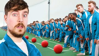 Download World's Largest Game Of Dodgeball Video