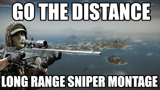 Download Go The Distance - Long Range Sniper Montage Battlefield 4 Video