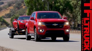 Download 2016 Chevy Colorado Duramax Diesel: First Towing Review Video
