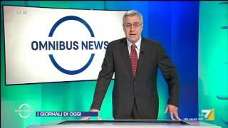 Download Omnibus News (Puntata 10/11/2016) Video