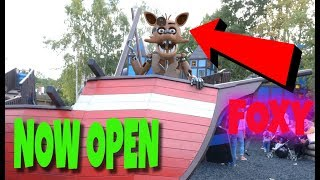 Download FNAF WORLD THEME PARK in Real Life aLl AnIMaTrONiCs REAL or FAKE ? Video