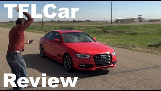 Download 2014 Audi S4 Quattro 0-60 MPH Racetrack Review: Meet the TFL Record Lap Champ Video