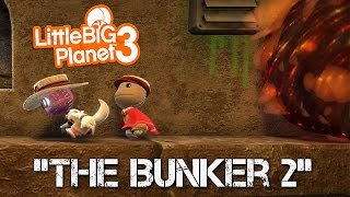 Download The Bunker 2 [Community Levels] Little BIG Planet 3 (PS4 Father & Son Gameplay) Video