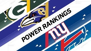 Download Week 14 Power Rankings | NFL Now Video