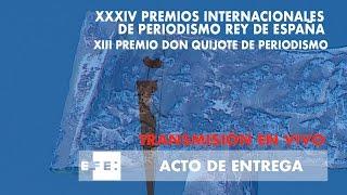Download XXXIV Premios Internacionales de Periodismo Rey de España Video