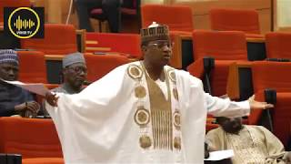 Download SARAKI SHUT MARAFA UP, THREATEN TO RESIGN AS SENATOR. Video