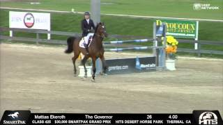 Download Exciting 9 Horse Jump Off at HITS Thermal Video