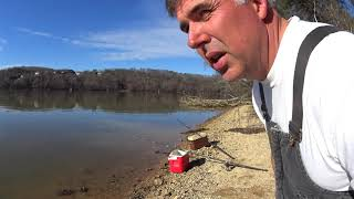 Download Bank Fishing For Catfish/Gone Wrong Video