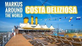 Download Costa Deliziosa Rundgang - Teil1/4 Video