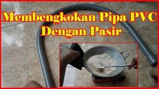Download Membengkokan Pipa PVC dengan Pasir (How To Bend PVC with Sand ″Click The Subtitle For English″) Video
